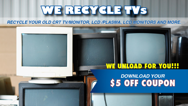 TV recycling