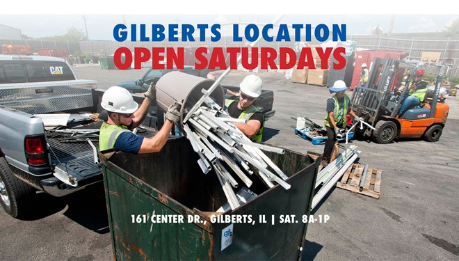 Gilberts Saturday Hours