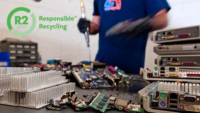 Electronics Recycling, Electronics Recycling Events, R2, Responsible Recycling